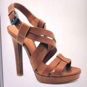 🎉HP🎉 BOTTEGA VENETA Platform Sandals Size 39/9